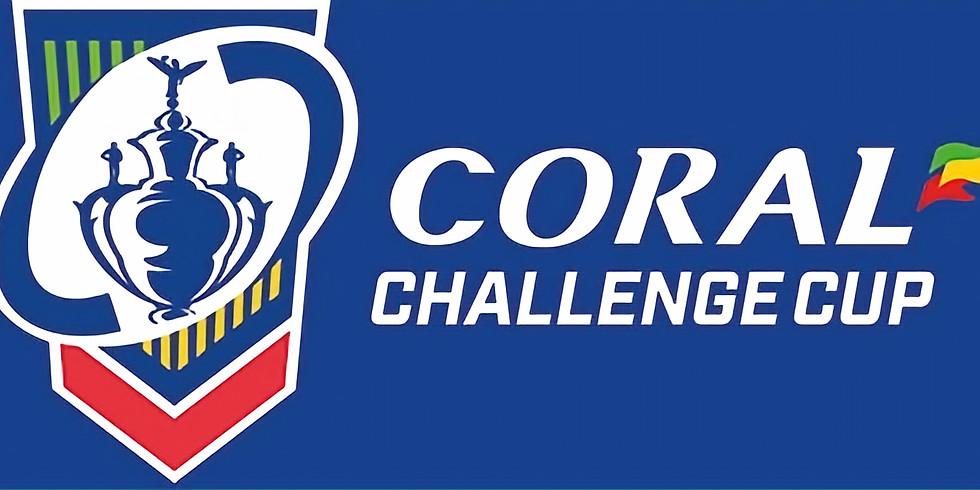 Challenge Cup Newcastle Thunder vs West Wales Raiders