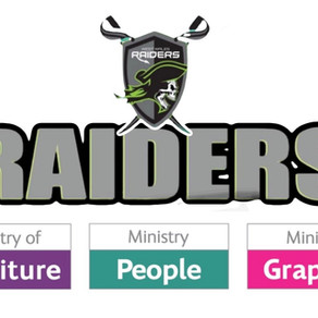 Ministry Group join the Raiders family