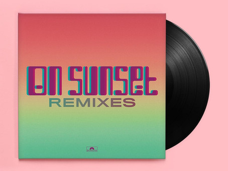 Collaboration with Paul Weller. On sunset, out 27th of November