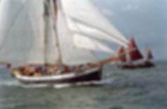 Traditionssegler, Segelschiff, Norden, Neustadt