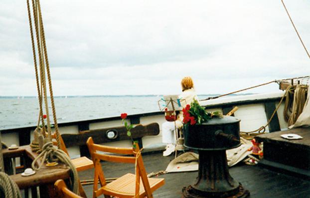 Traditionssegler, Segelschiff, Neustadt