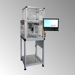 Dosiermaschine dispensmove 100 axiss Dosiersysteme
