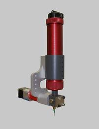 4011 Zahnradpumpe 0,6ml Dosierventile axiss Dosiertechnik