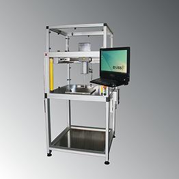 Dosiermaschine dispensmove 300 axiss Dosiersysteme