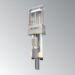 4086 Elektroventil Dosierventile für Dosiertechnik axiss