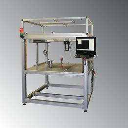Dosiermaschine dispensmove 900 axiss Dosiersysteme