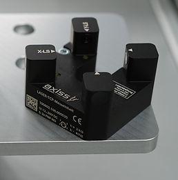 Nadelsensor Dosierzubehör für Dosiermaschinen axiss Dosiertechnik