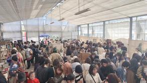 One-day Market 2019 Autumnの様子