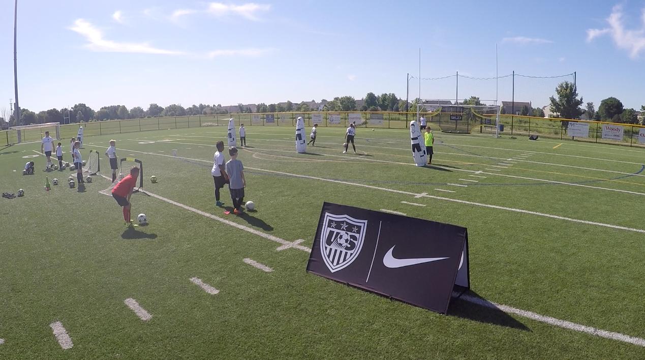 Naperville Soccer Camp