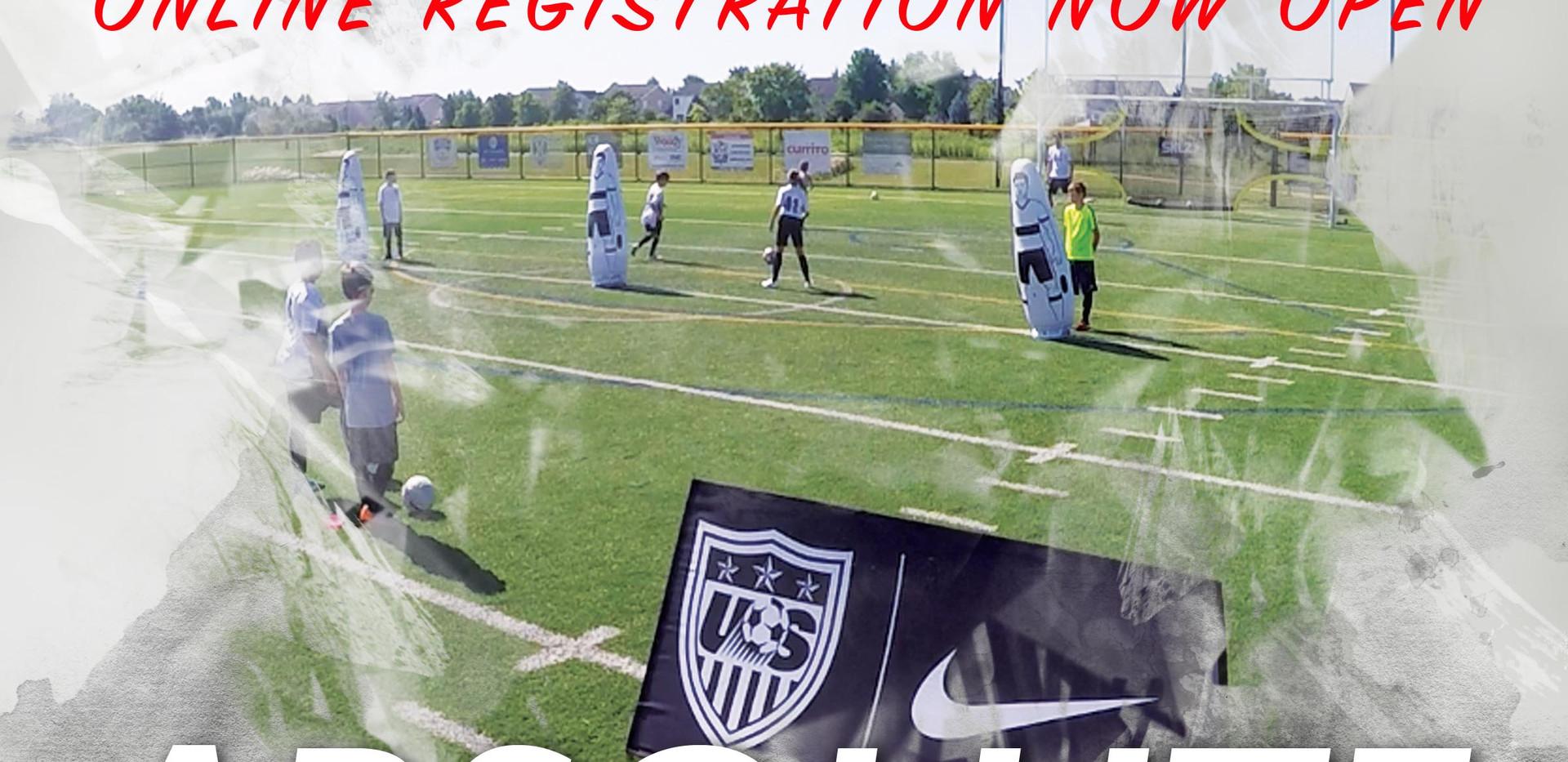 Naperville soccer camp 2019