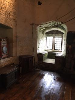 North Tower window