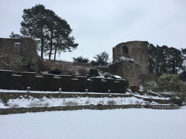Snowy Castle 2018