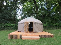 the yurt ud