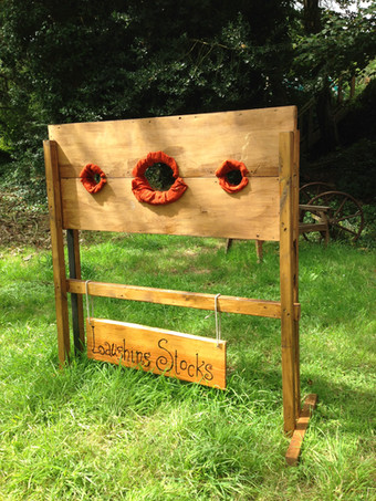 The Laughing stocks- for naughty children and adults!