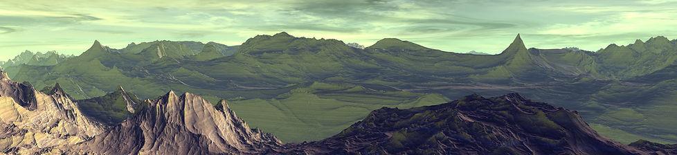 Планетарная пустыни