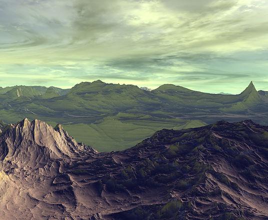 planétaire désert