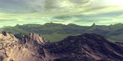 Planetary Desert