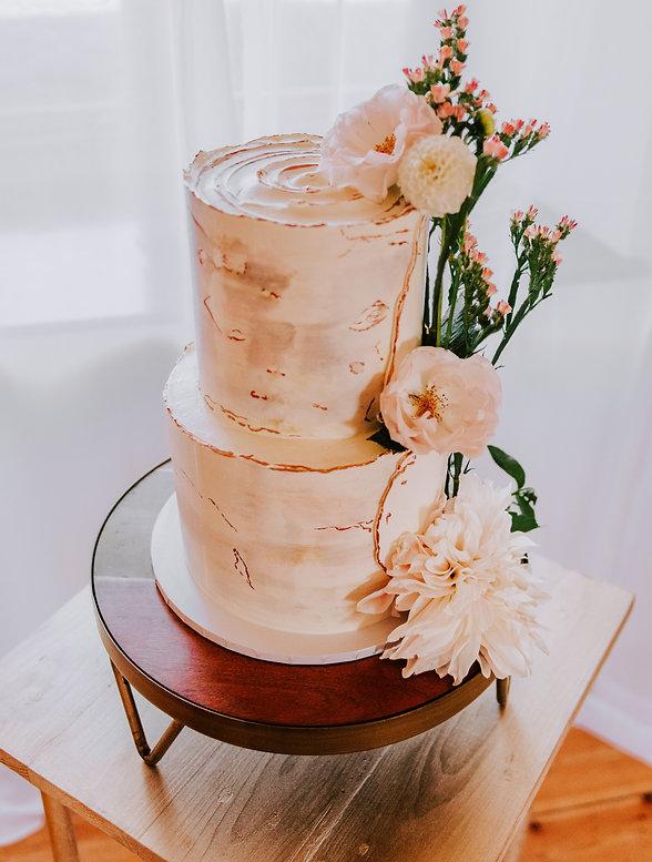 Luxury Wedding Cakes Cornwall