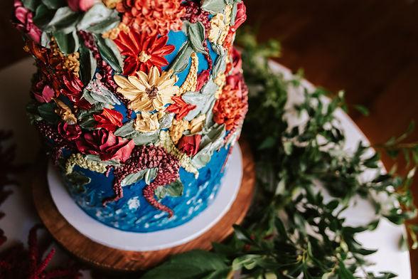 Bespoke Wedding Cakes Cornwall