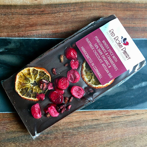 Winter Spice With Cranberries & Pomegranate
