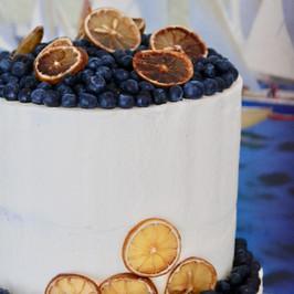 Blueberries & Dried Lemons