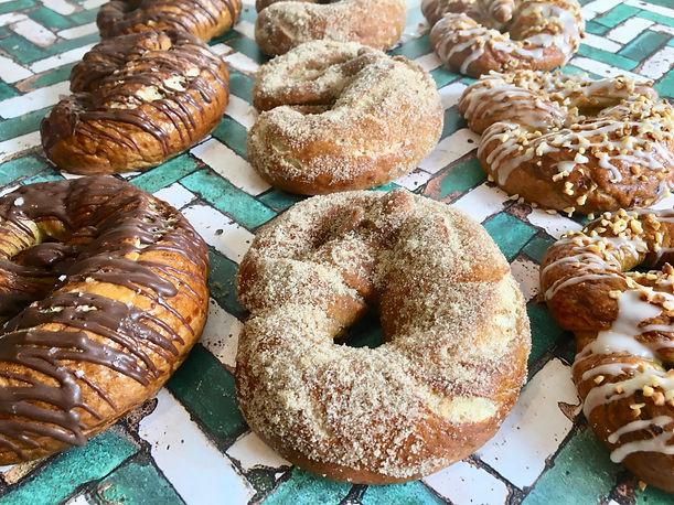 Sweet pretzels cornwall patisserie