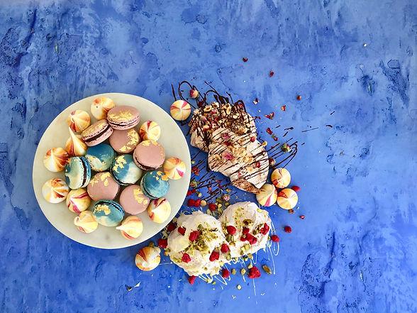 Cornwall Macarons & Meringues