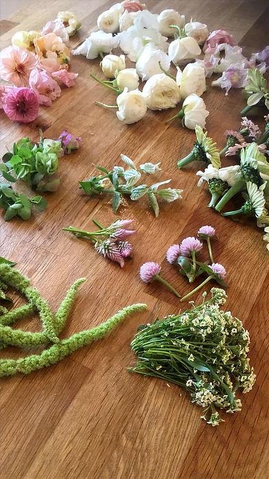 Edible Flowers Cornwall