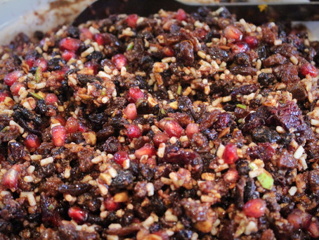 Feeling Festive with Mincemeat - Part Two - Recipes