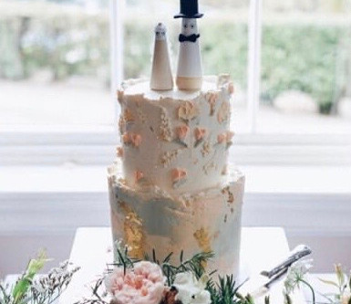 How Much Cake Do I Need For My Wedding?