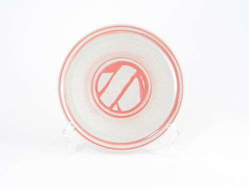 Red Slip Plate
