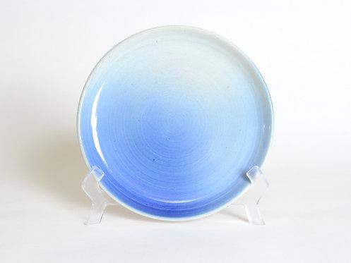 Blue Blush Plate