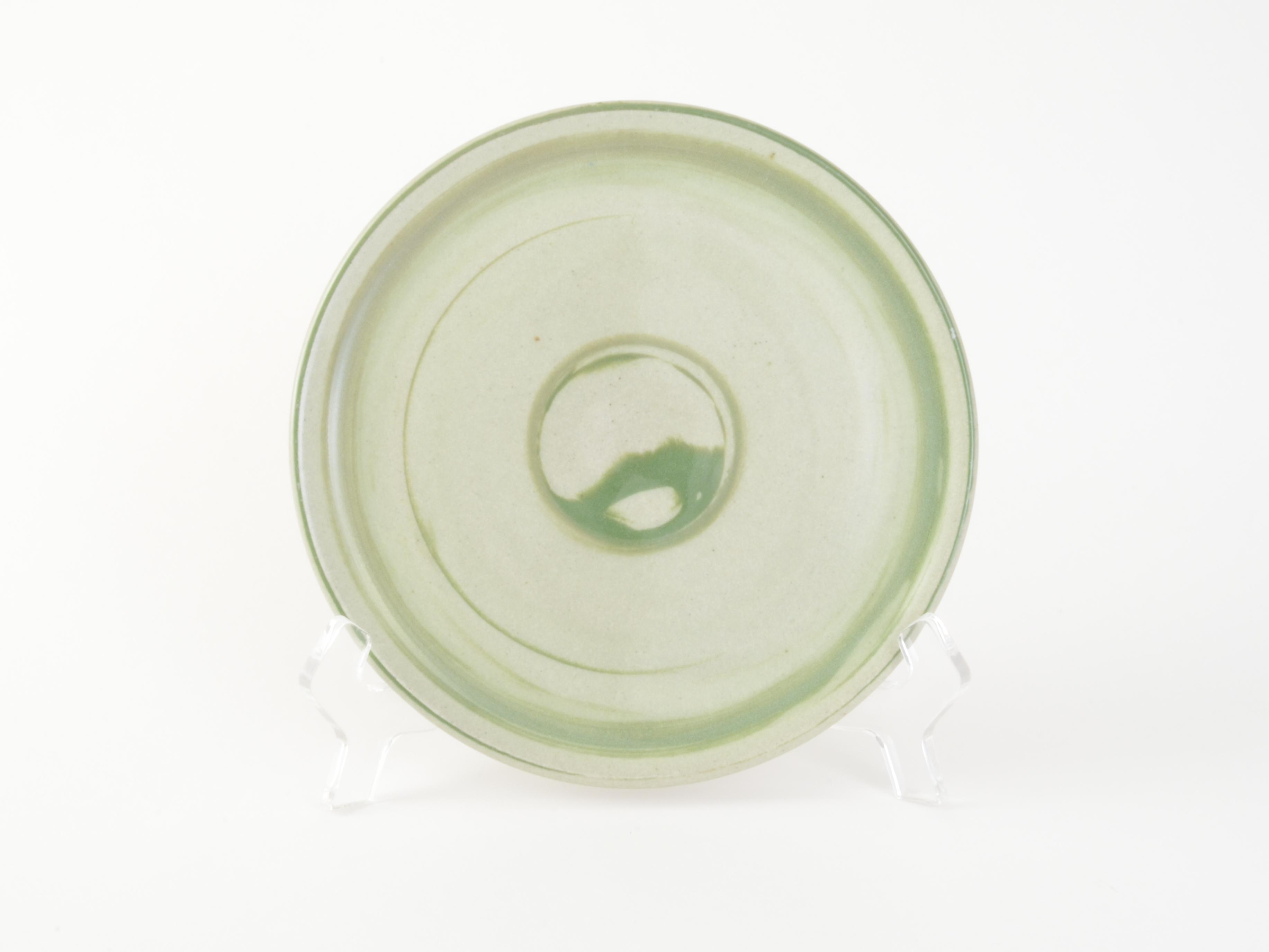 Green Slip Plate