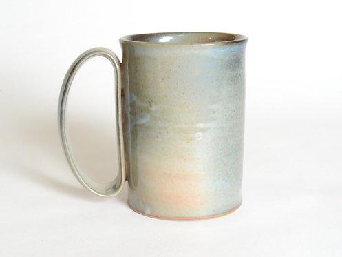 Blue Rust Shino Jumbo Mug M22
