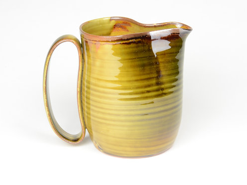 Amber Gloss Pitcher