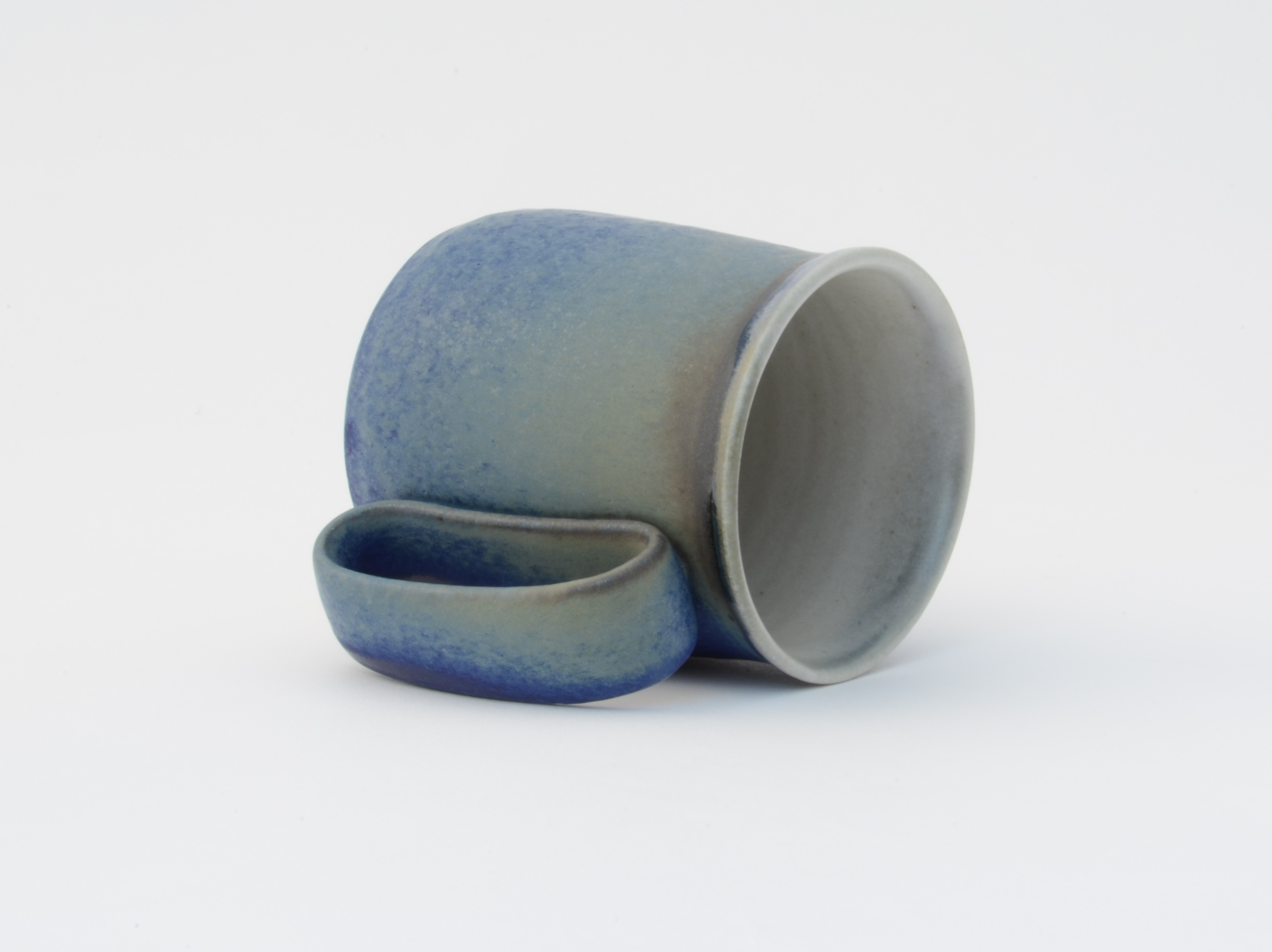 Mossy Blue Mug