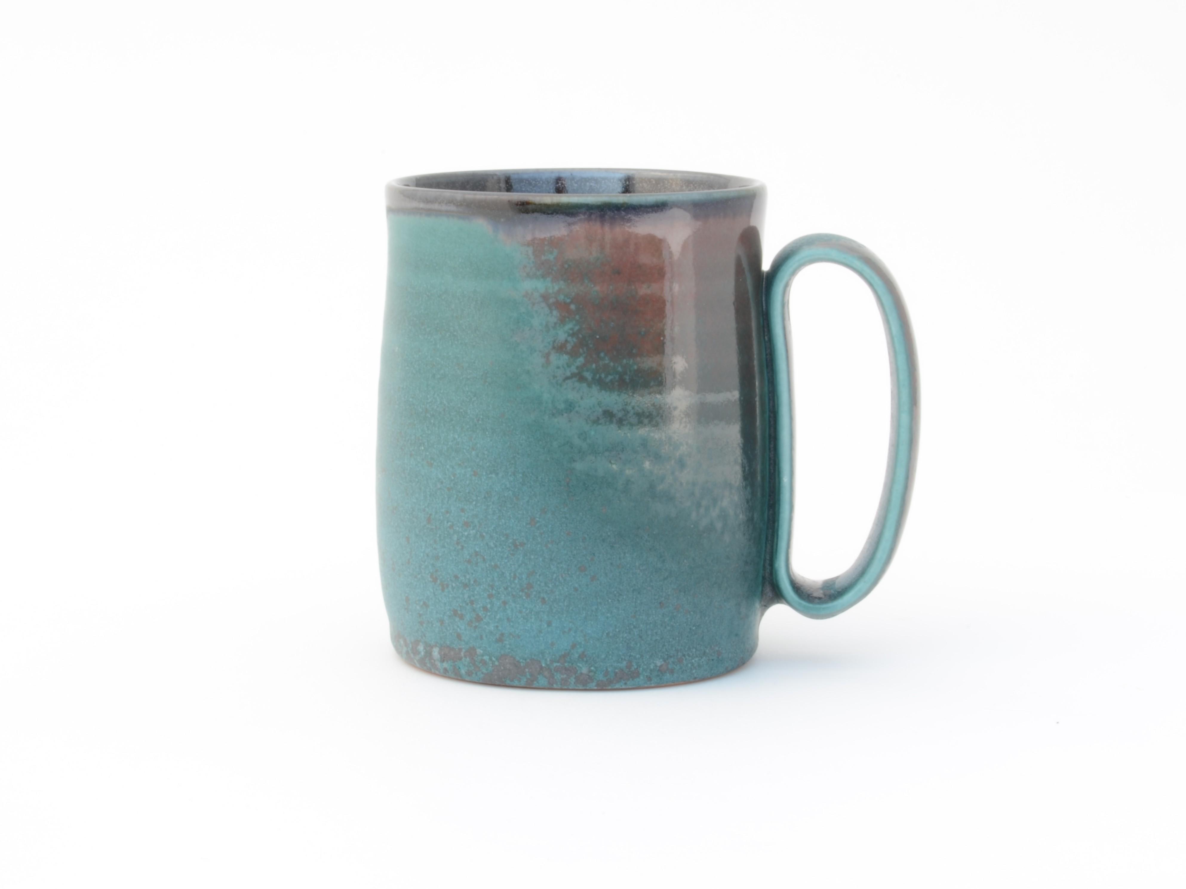 Dark Turqoise Mug