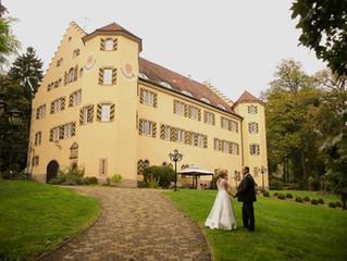 Hochzeit auf dem Schlößchen