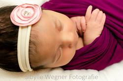Neugeborenen Fotosession