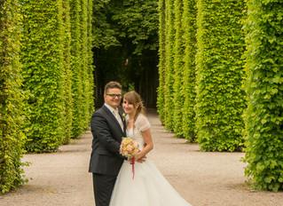 Hochzeit in Neuenheim und Feier in Schwetzingen