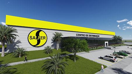 Centro de Distribuição Salfer