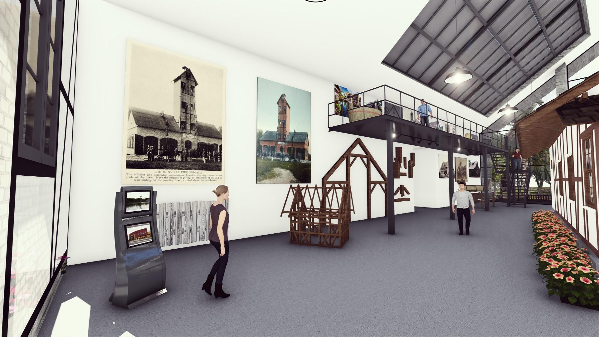 museu 007