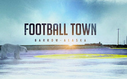 football town Barrow Alaska