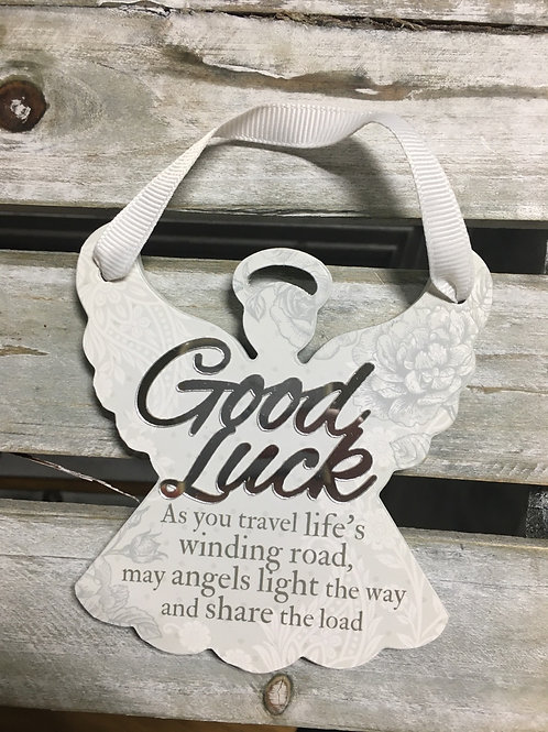 Hanging Angels - Good Luck