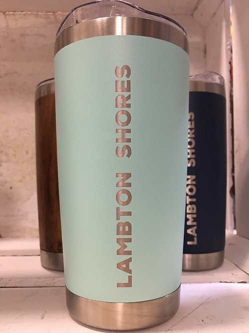 Lambton Shores Travel Insulated Cup