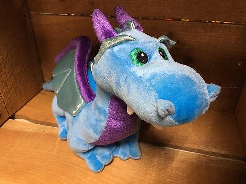 Blue Dragon Plush Stuffed Animal