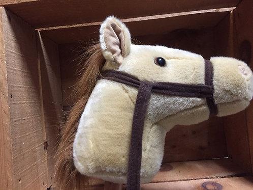 "36"" Broomstick Horse Giddy Up Friends Aurora Brand Plush Stuffed Animal"