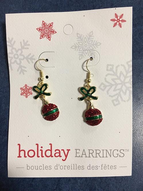 Zinc Alloy Earrings