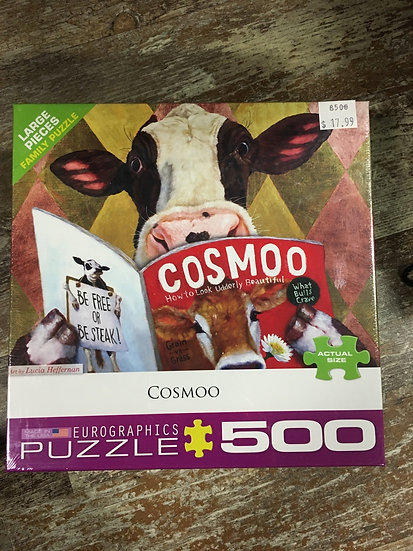 Cosmos -500pc puzzle