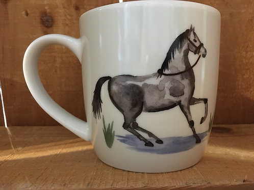 """""""All the Pretty Horses"""" Mug by Now Designs"""